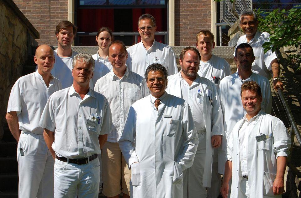 Prof. - Matthias Birth - Helios Hanseklinikum Stralsund - Expertenteam