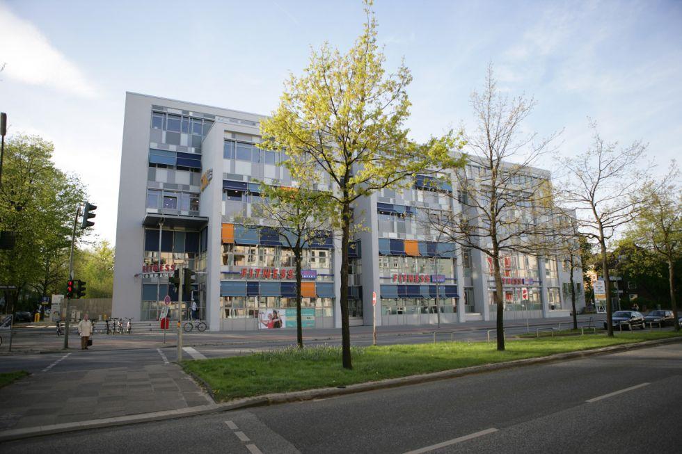 Prof. - Christoph M. Bamberger - Medizinisches PräventionsCentrum Hamburg (MPCH) der MVZ Conradia GmbH - Außenansicht