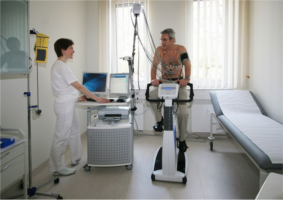 Prof. - Christoph M. Bamberger - Medizinisches PräventionsCentrum Hamburg (MPCH) der MVZ Conradia GmbH - Therapie