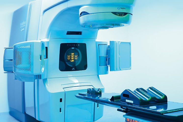 Dr. - Christian Weißenberger - Zentrum für Strahlentherapie - Ausstattung
