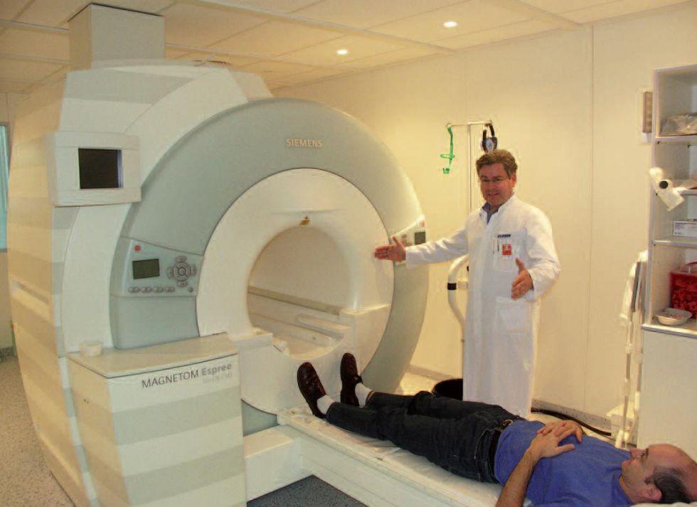 Prof. - Ernst J. Rummeny - Klinikum rechts der Isar - Untersuchung