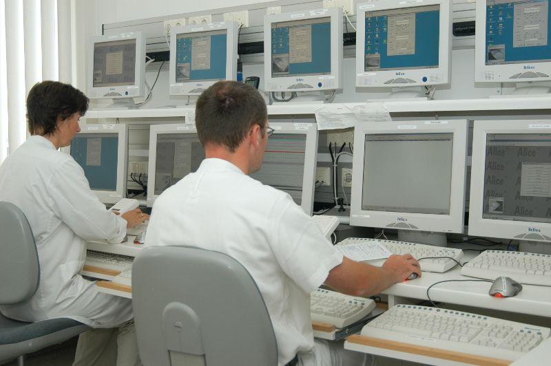 Prof. - Klaus F. Rabe - LungenClinic Grosshansdorf - Ausstattung