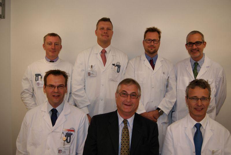 Prof. - Klaus A. Siebenrock - Inselspital, Universitätsspital Bern - Expertenteam