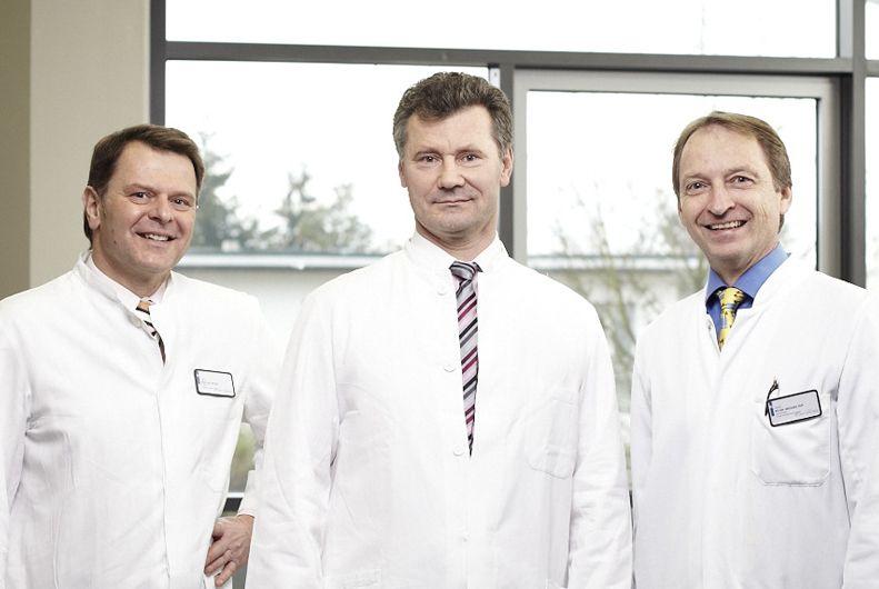 Prof. - Tobias Pitzen - SRH Klinikum Karlsbad-Langensteinbach gGmbH