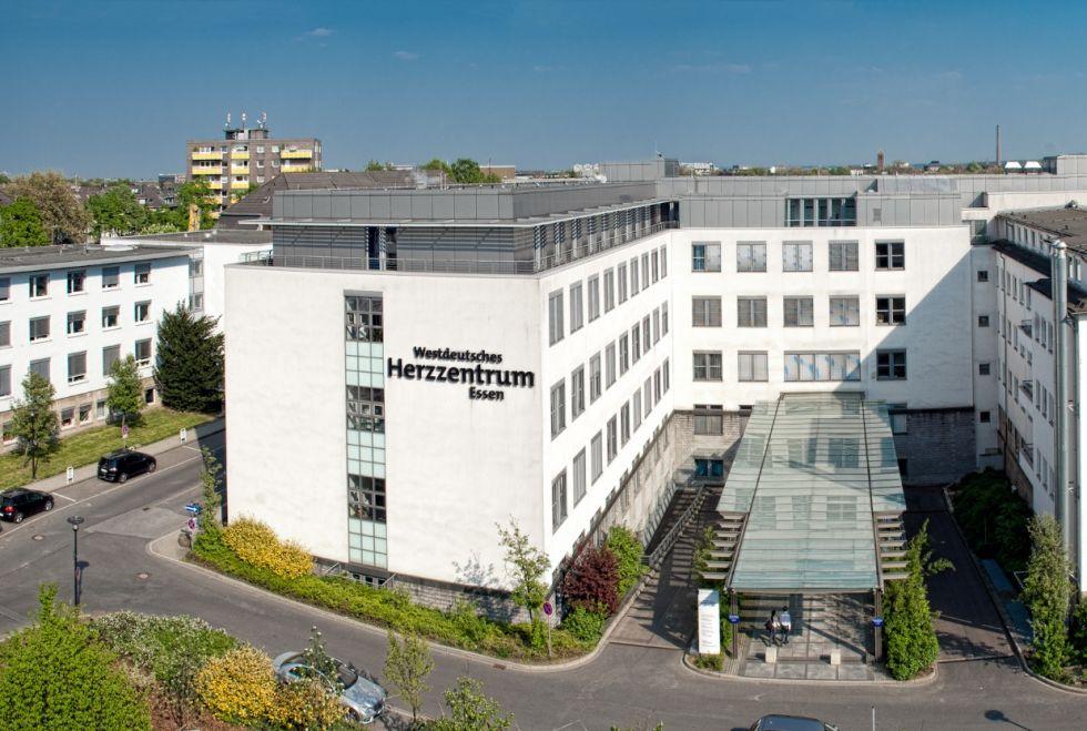 Univ. - Tienush Rassaf - Universitätsklinikum Essen   Westdeutsches Herz- und Gefäßzentrum