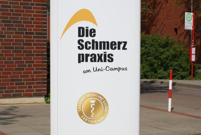 Dr. - Peter Tamme - Die Schmerzpraxis Dr. med. Tamme
