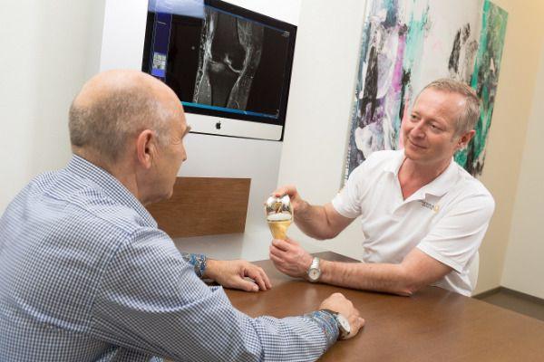 Orthopädische Praxis -  Dirisamer & Patsch - Praxis für Orthopädie und Sportchirurgie