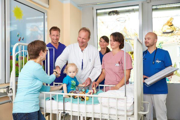 Prof. - Maximilian Stehr - Cnopf´sche Kinderklinik