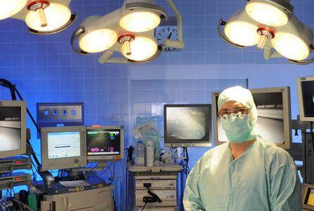 Dr. - Erich Hecker - Ev. Krankenhaus Herne
