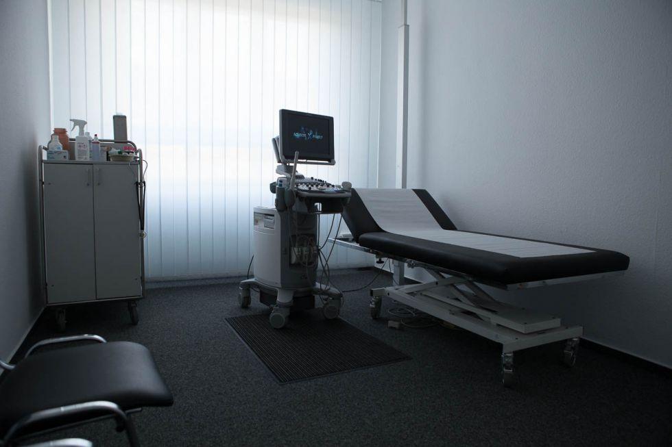Prof. - Eduard W. Becht - Urologische Privatpraxis / Ordination / Krankenhaus Nordwest
