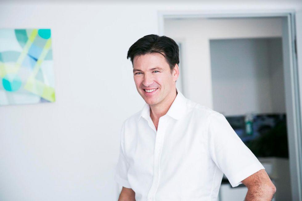 Prof. - Henrik Schroeder-Boersch - Lilium Klinik