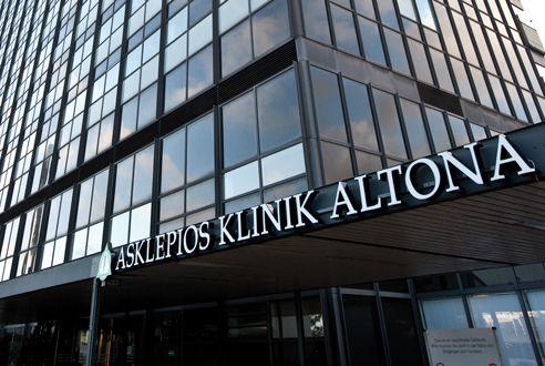 Prof. - Gero Puhl - Asklepios Klinik Altona