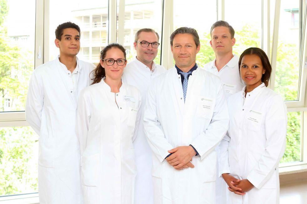 Prof. - Markus  Küntscher - Evangelische Elisabeth Klinik - Ein Unternehmen der Paul Gerhardt Diakonie