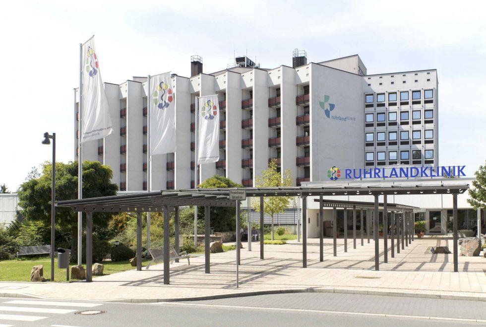 Priv.-Doz. - Kaid Darwiche - Universitätsmedizin Essen – Ruhrlandklinik, Westdeutsches Lungenzentrum
