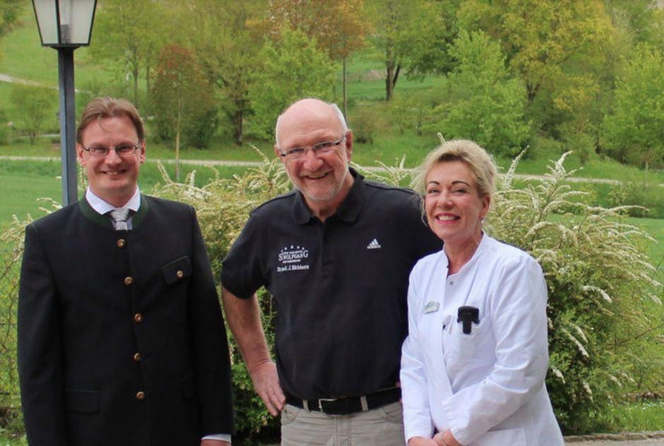Dr. - Heinz-Jürgen Eichhorn - Asklepios Klinik St. Wolfgang
