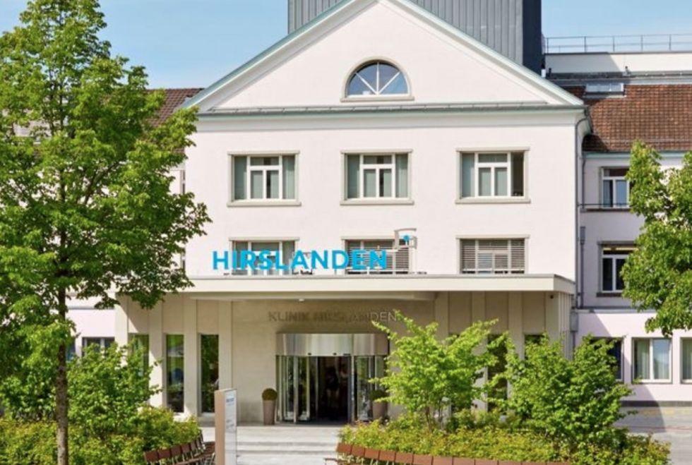 Dr. - Sandro Kohl - Klinik Hirslanden