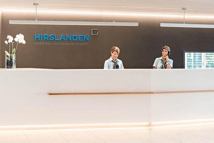 Univ. - Nikolai Hopf - Hirslanden Klinik Stephanshorn
