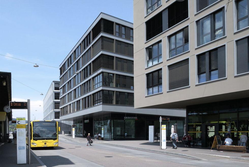 Prof. - Thomas Gasser - Urologische Praxis in Liestal am Bahnhof