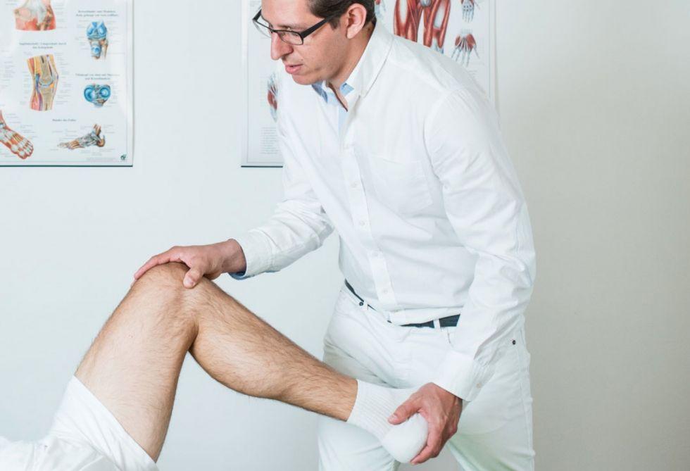 Dr. - Georg Brandl - Dr. Georg Brandl - Facharzt für Orthopädie