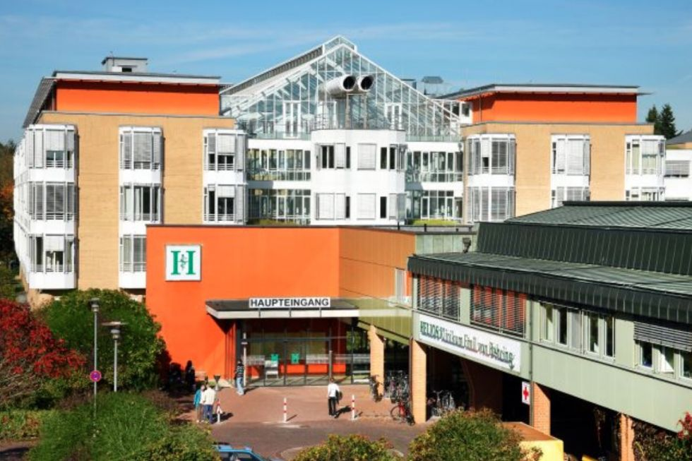 Prof. - Eckart Schott - HELIOS Klinikum Emil von Behring GmbH