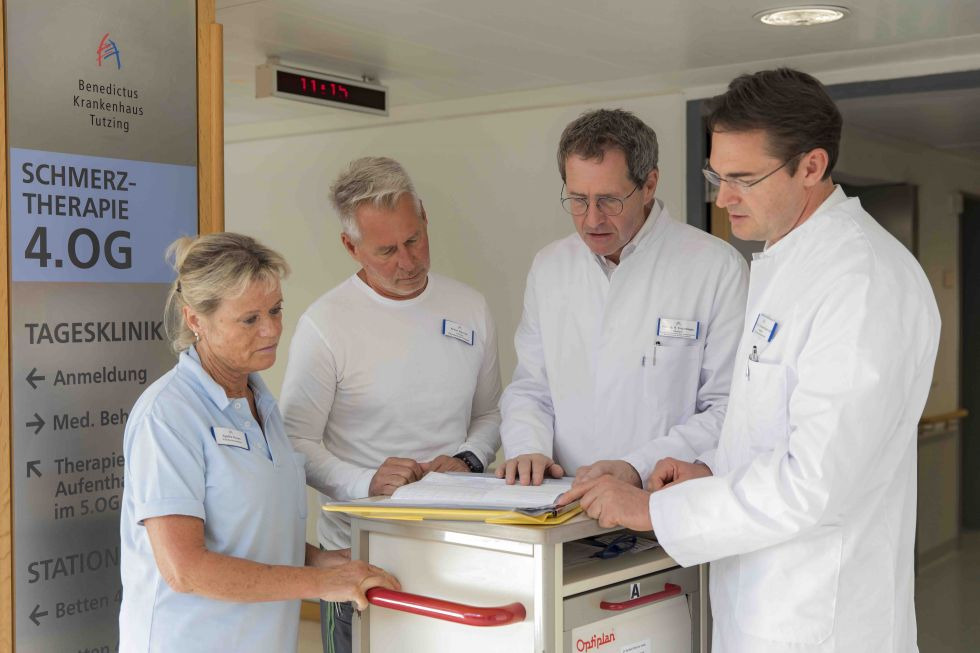 Prof. - Bronek Boszczyk - Benedictus Krankenhaus Tutzing
