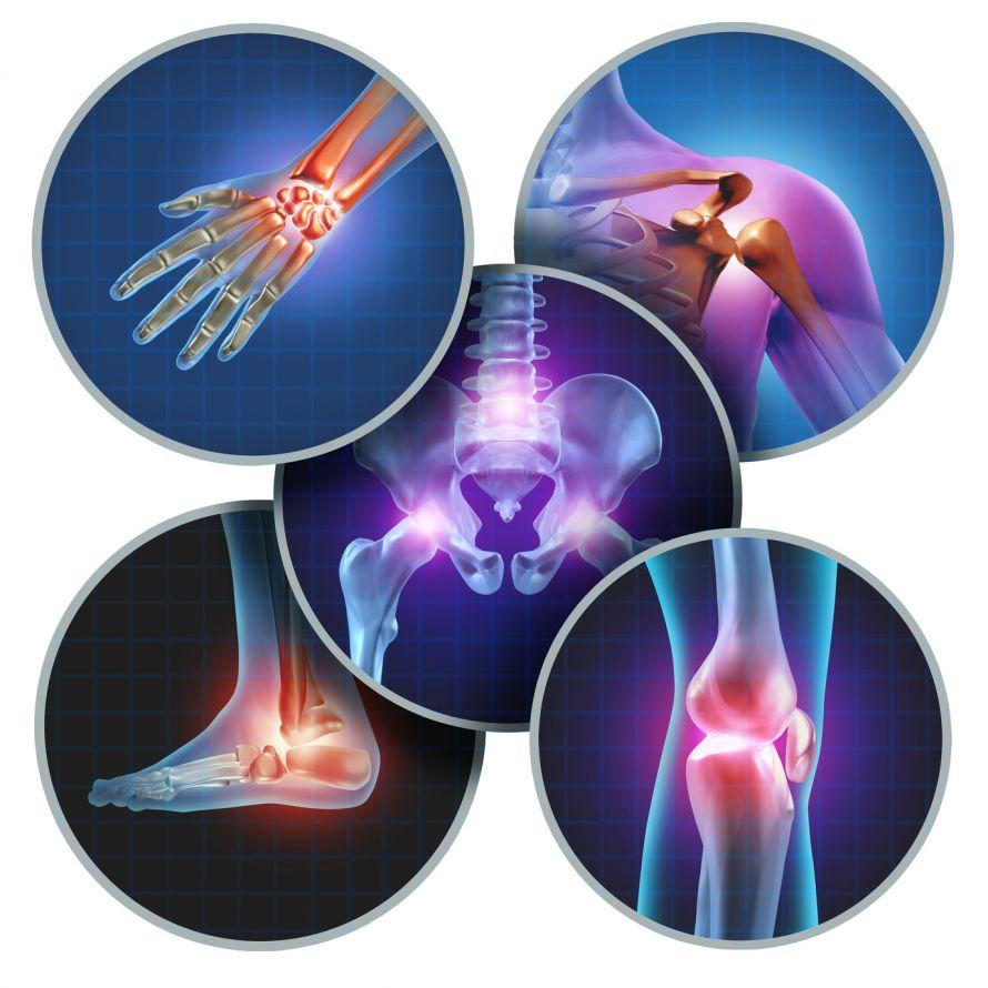 Orthopädische Erkrankungen der Gelenke