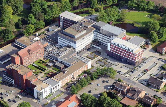 Dr. - Jörn H. Witt - St. Antonius-Hospital Gronau GmbH