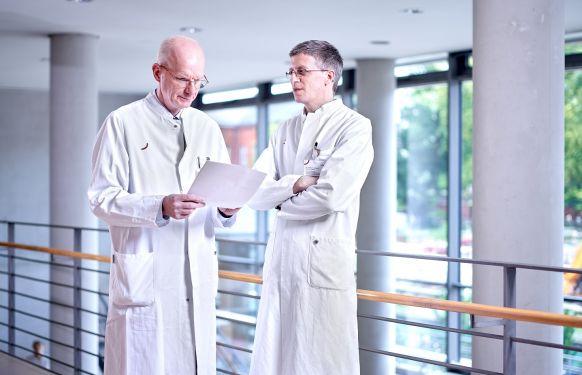 Prof. - Ferdinand Köckerling - Vivantes Klinikum Spandau