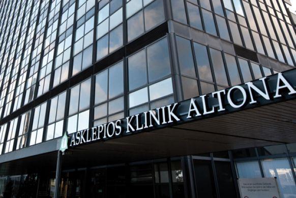 Professor - Dirk Arnold - Asklepios Klinik Altona